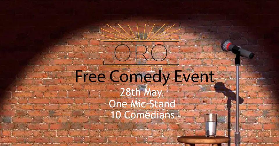 Free Comedy Event